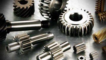 پنج نوع گیربکس صنعتی و کاربرد انواع گیربکس صنعتی